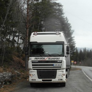 Transport Norra